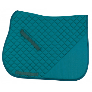 Saddle Pad with unquilted...
