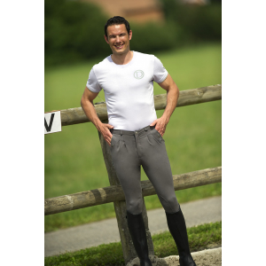 EQUITHÈME Clo breeches with pleats - Men