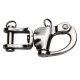 Harness stainless steel snap hook