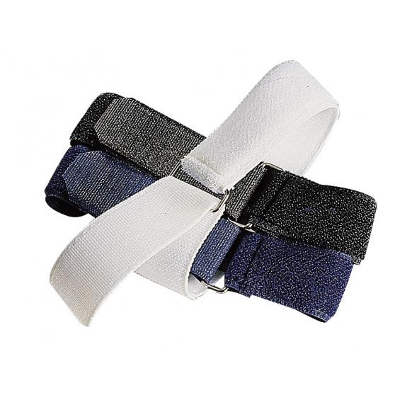 Fixation élastique & velcro pour bandages