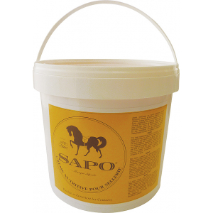 Balsam for the leather SAPO