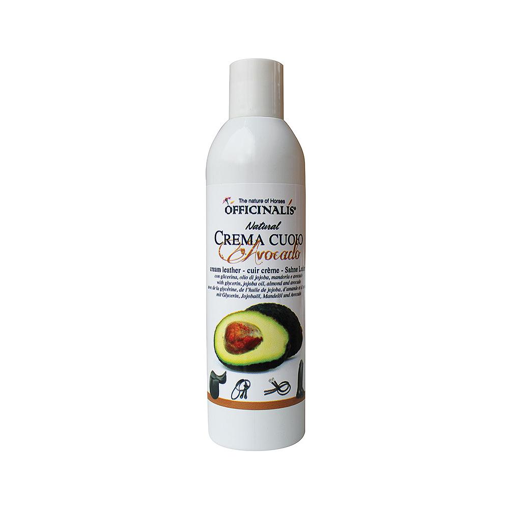 Crème pour cuir Officinalis Avocado - étape 2