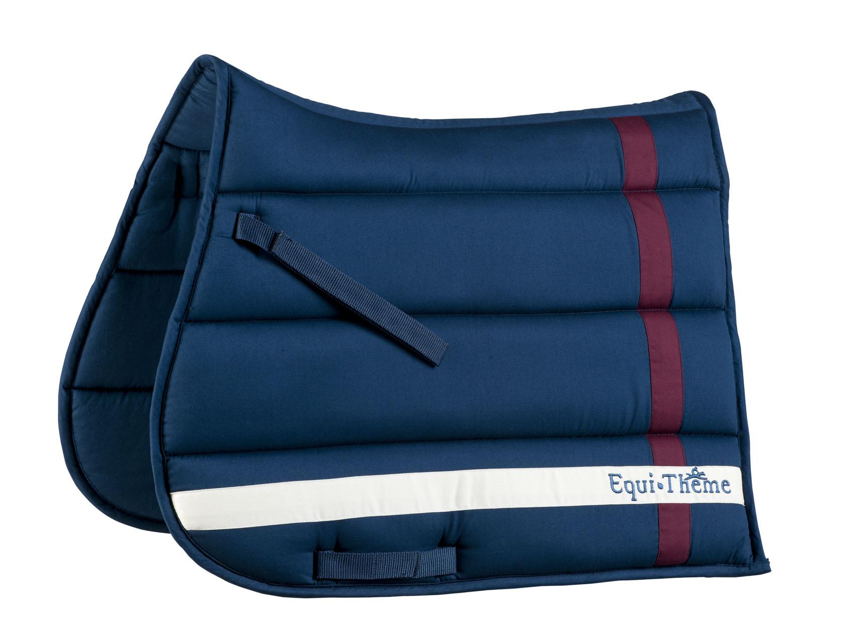 equitheme stripe saddle pad all