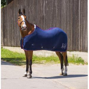 "Equit'M ""Equestrian League"" Polarfleecedecke"