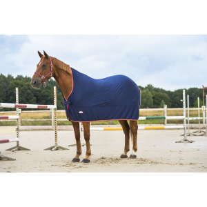 "EQUITHÈME ""Microfleece"" High Neck sheet"