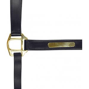 Licol Norton Club cuir double réglage