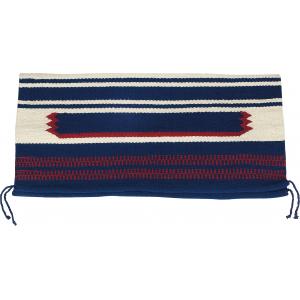 """Navajo"" Westerndecke aus dicker Wolle"