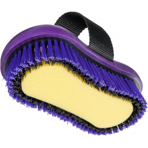 """Softgrip"" nylon Dandy/sponge brush HIPPO-TONIC"