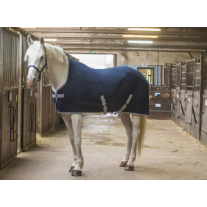 EQUITHÈME Epaisse High Neck polar fleece sheet