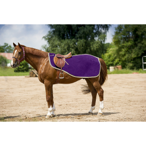 Couvre-reins Equi-Thème polaire Striped binding