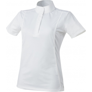 "EQUITHÈME ""Perles"" shirt, short sleeves - Ladies"