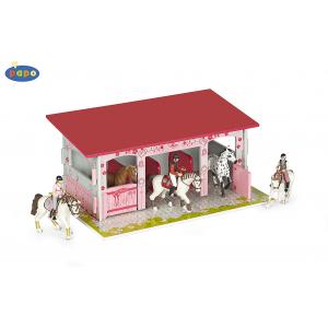 Trendy horse box Papo