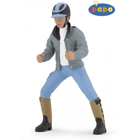 Jeune cavalier Papo