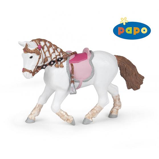Poney de promenade Papo