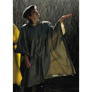 Waterproof poncho