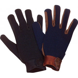 LAG Polyester/Amara gloves - Adults