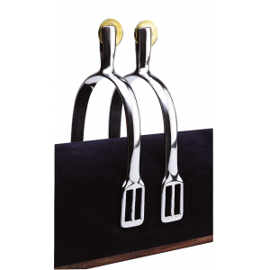 Feeling Prince of Wales stainless steel spurs