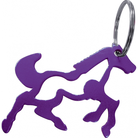 Porte-clés Cheval décapsuleur