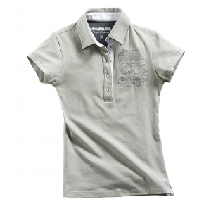 "Paardendeken"" EQUI-THÈME Polo shirt - Vrouw"