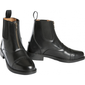 Boots EQUITHÈME Zip Cuir