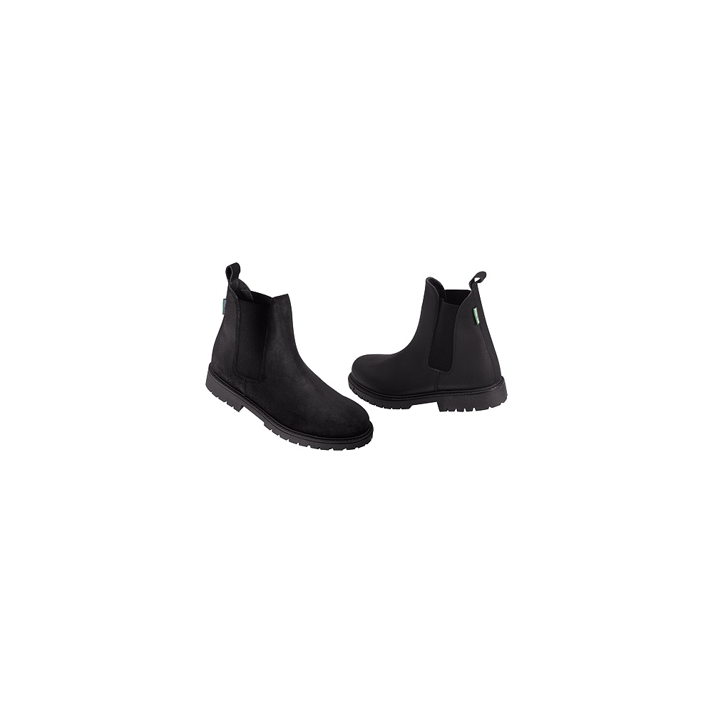 e2b2868ee297f9 Boots Norton Camargue - BOOTS CUIR - Padd