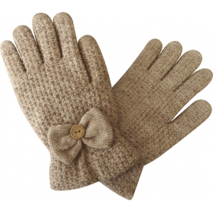 Unisize Bow gloves