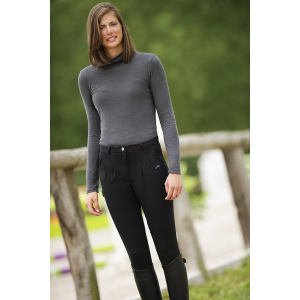 "EQUITHÈME ""Clo"" ladies breeches with pleats"