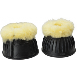 Norton Real Sheepskin overreach boots