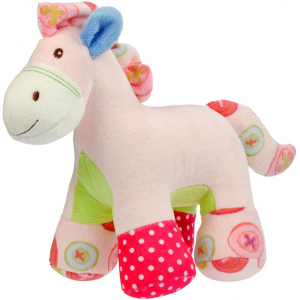 "Plush Horse ""Lilly"""