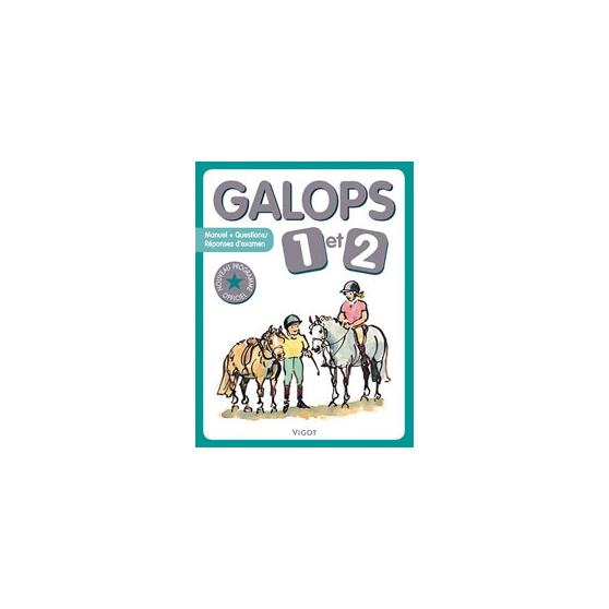 Galops 1 et 2 Nouvelle édition