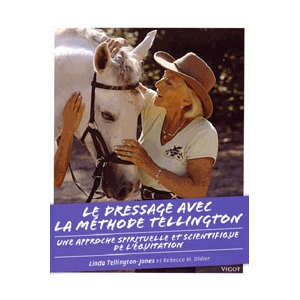 Dresser son cheval avec la methode tellington