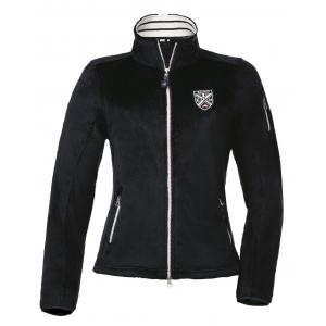 EQUITHÈME Long fibre polar fleece jacket - Women