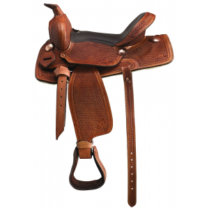 Randol's Oregon western saddle