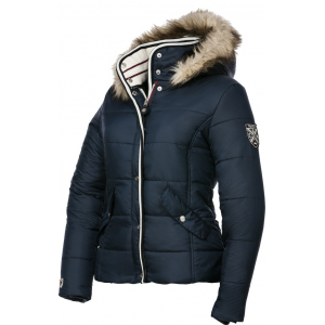 EQUITHÈME Padded jacket with hood - Men