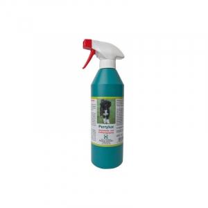 Spray brillant Perrylux pour le pelage du chien