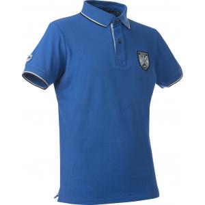 EQUITHÈME Polo shirt van fijne pique katoen - Kindereneren