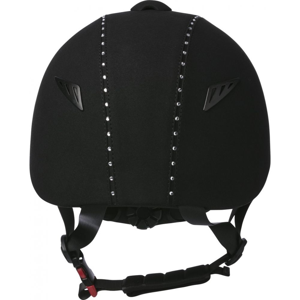 Choplin Aero Chrome r/églable casque d/équitation