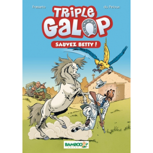 Triple Galop Roman tome 5