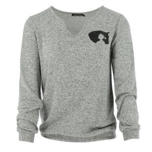 EQUITHÈME Cavalière dunne sweater