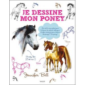 Je dessine mon poney