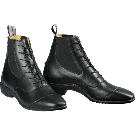 Leather boots Leather with Equit'M laces Equit'M Y7gf6yvb