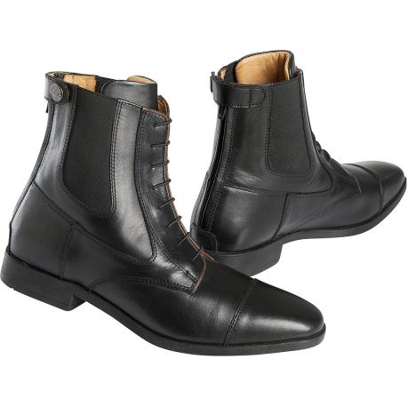 508faea8404 Boots EQUITHÈME 2 tone Boots EQUITHÈME 2 tone. Bottes d u0027entraînement EQUITHÈME  cuir ...