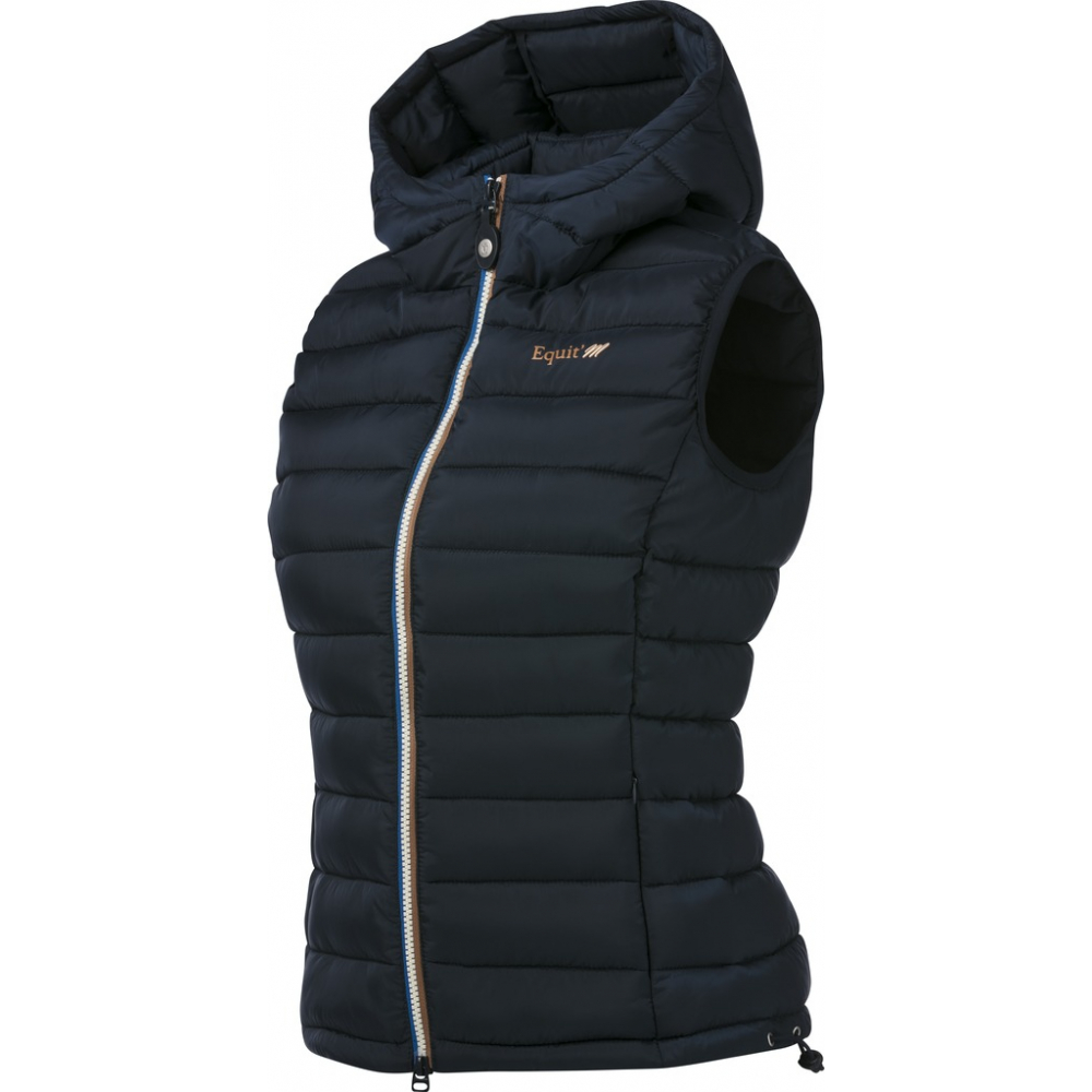 Equit'M Sleeveless quilted jacket Ladies