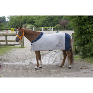 EQUITHÈME Equestrian Authentic Polar fleece zweetdeken
