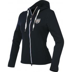 Equit'M Katoenen sweater met rits - Dames