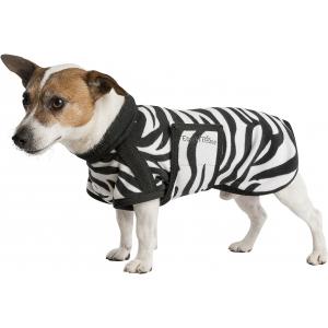 Couverture chien EQUITHÈME Zèbre