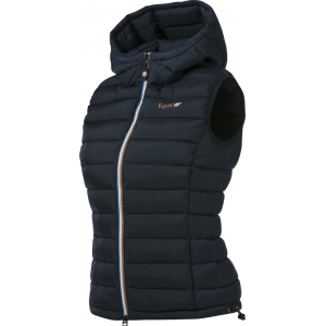 Equit'M Sleeveless quilted jacket - Children