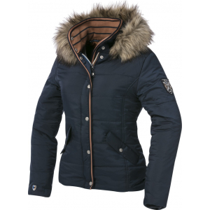 Equit'M Padded jacket with hood - Men