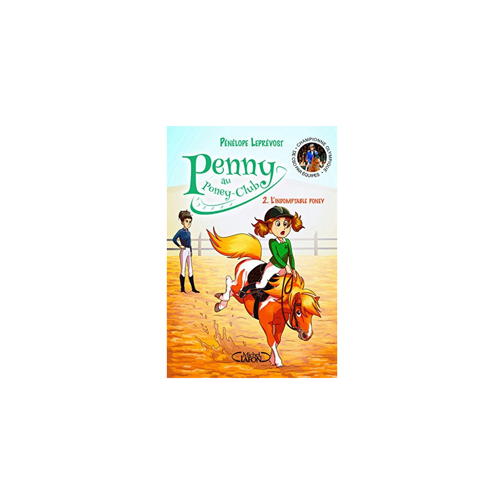 Penny, Tome 2 : L'indomptable poney