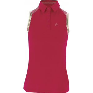 EQUITHEME Piqué polo shirt, sleeveless - Ladies